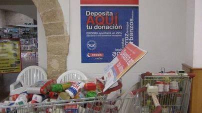 Banco de Alimentos activa una nueva 'operación kilo'