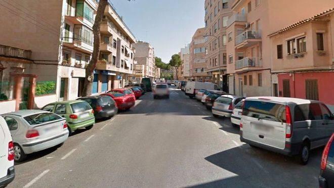 Emaya sustituye de urgencia 330 metros de tuberías de Pere Garau