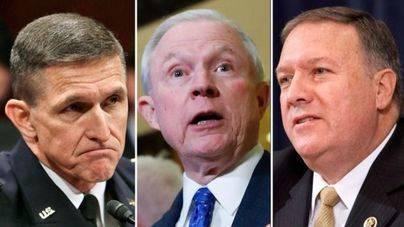 Trump se rodea de ultraconservadores en la CIA, Seguridad y Justicia