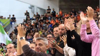El Palma Futsal recupera el liderato