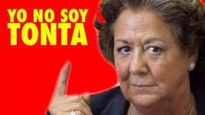 Rita Barberá no sabe nada