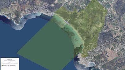 Área afectada por el Parc Natural