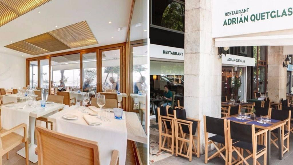 Mallorca gana dos estrellas michelin - Restaurante argos ...