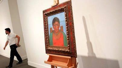Vendida una obra de Frida Kahlo jamás exhibida por 1'7 millones de euros