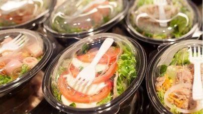 Las ensaladas precortadas, investigadas por posible peligro para la salud