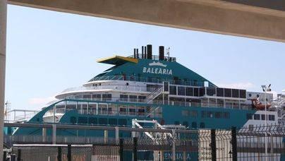 Las navieras piden al Govern entrar en la tarifa plana de 30 euros