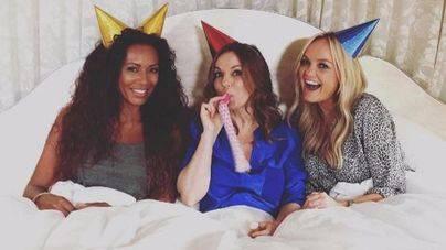 Las Spice Girls regresan sin Mel C ni Victoria