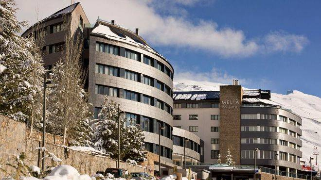 Meliá Sol y Nieve repite como mejor hotel de nieve de España