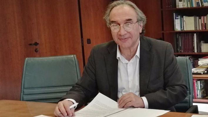 Martí March, conseller d'Educació i Universitat.