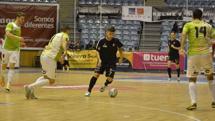 Primera derrota de la temporada del Palma Futsal (2-1)
