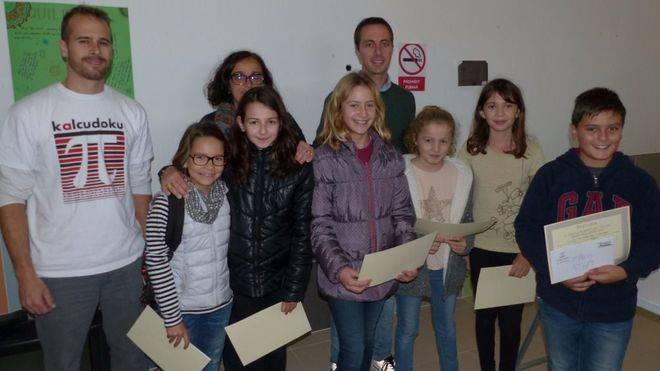 Récord de participación en el campeonato de matemáticas de Santanyí