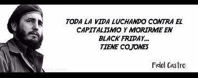 Fidel Castro, morir en Black Friday