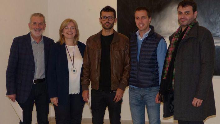 Nauzet Mayor gana el Premi Vila de Santanyí d'Arts Visuals