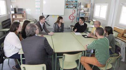 Campos pide un colegio nuevo