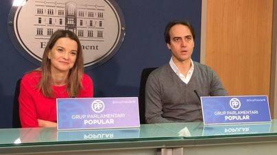 El PP acepta 'Palma' como nombre oficial de Ciutat