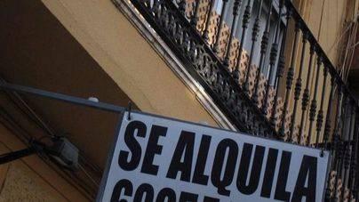 Sólo el 4,5% de los alquileres en Palma está por debajo de 500 euros
