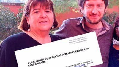 Huertas alega que Podem ataca su libertad de expresión con la sanción: