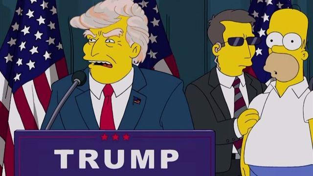 Un profesor de Filosofía explica por qué Los Simpson predicen el futuro
