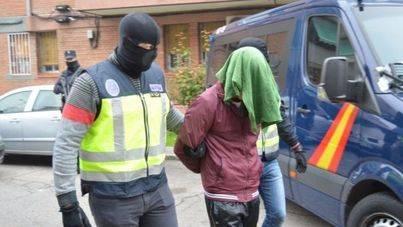 Detenido en Madrid un yihadista que captaba fieles para Daesh