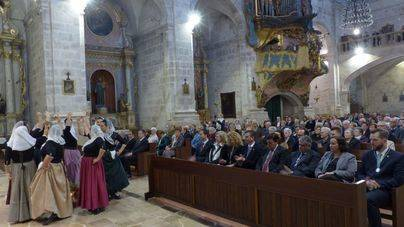 Santanyí celebra a su patrón Sant Andreu