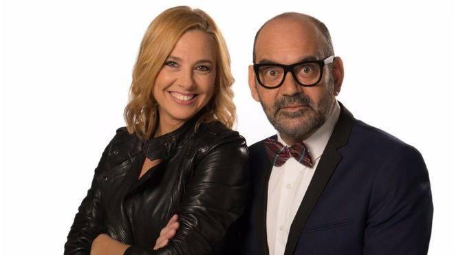 Victoria Maldi y José Corbacho