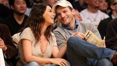 Mila Kunis da a luz a su segundo hijo con Kutcher
