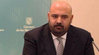 Jaime Martínez fue conseller de Turisme