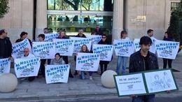 'Al Molinar, Port Petit' pide presteza a la APB en la decisión sobre la ampliación del puerto