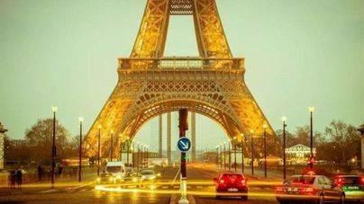 Aparece polvo cósmico en tejados de varias ciudades europeas