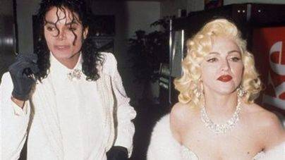 Madonna tuvo un romance con Michael Jackson