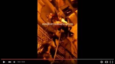Vea aquí el vídeo de la agresión que le costó la vida a un joven colombiano