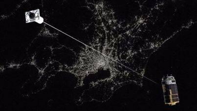 Japón lanza el primer limpiador orbital de basura espacial