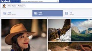 Facebook vuelve a publicar fotos antiguas sin consentimiento