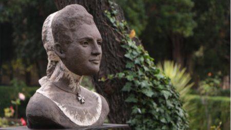 Catalina Homar ya tiene ruta y busto