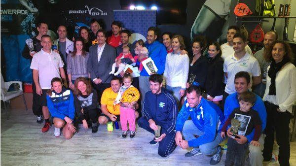 Riutort y Álvarez se coronan en el V Torneo de pádel Cope Indoor