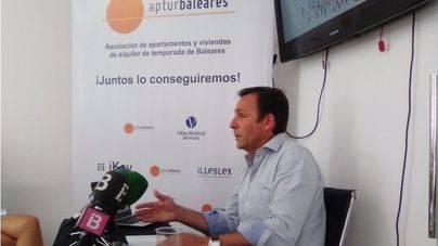 Imagen del presidente de Aptur, Juan Estarellas