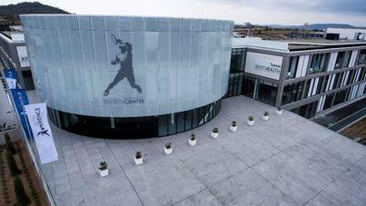 Nadal se enfrenta a López este jueves en el Rafa Nadal Sports Centre