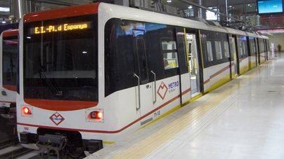 El metro vuelve a perder usuarios