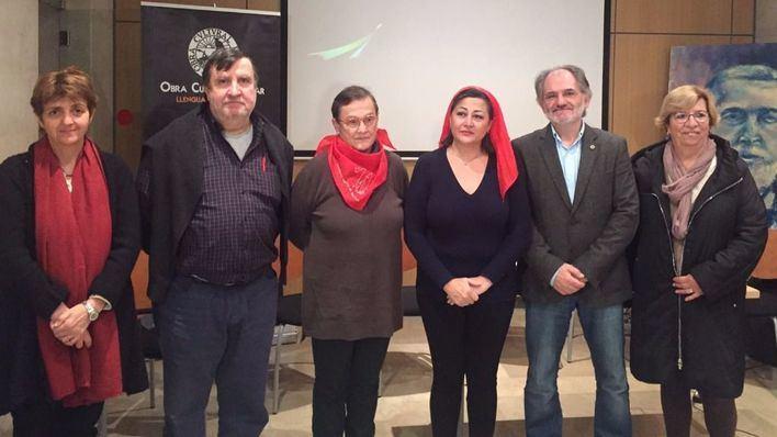 La OCB premia a Memòria de Mallorca, Al Mayurqa y Antònia Vicens en los 31 de Desembre
