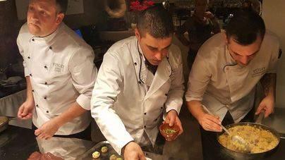Ses Cases de Fetget exhibe su fusión gastronómica