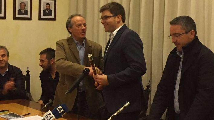 Martí Sansaloni es proclamado alcalde de Petra