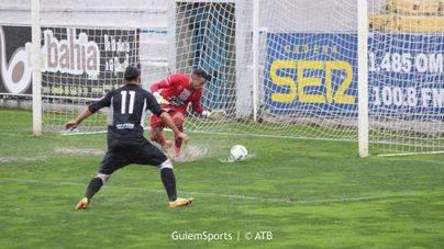 El Atlètic Balears empata en casa del líder (1-1)
