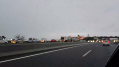 Mallorca tiene 7 carreteras cortadas