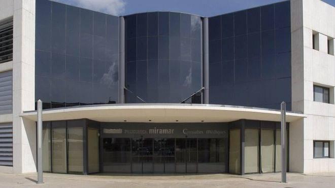 El Hospital Juaneda Miramar permite dar a luz en el agua