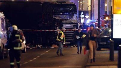 Posible atentado terrorista en el corazón de Berlín