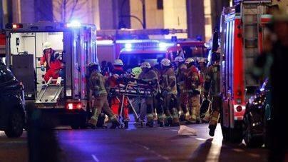 12 muertos y 50 heridos en el ataque terrorista de Berlín