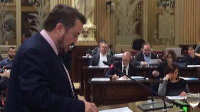 El PP denuncia que el Govern compra el apoyo de Podem a los presupuestos con contratos en Ib3