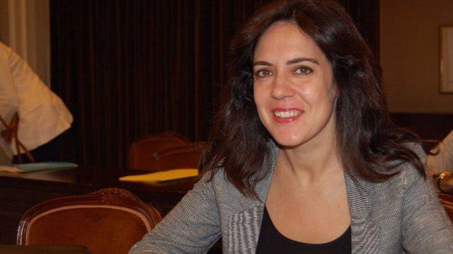 Sandra Fernández reprocha la gestión de la renta social