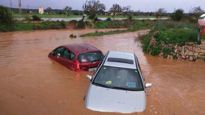 Antich reclama ayudas para los afectados por las inundaciones