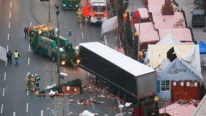 Cuatro detenidos por su implicación en el atentado de Berlín